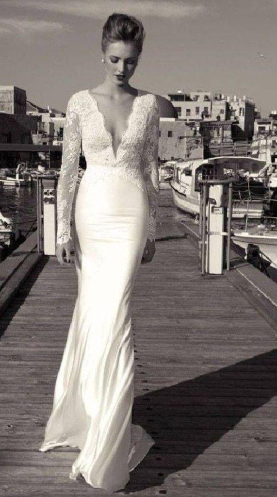Dopasowana Suknia ślubna Sukienka ślubna W 2019 Wedding Wedding