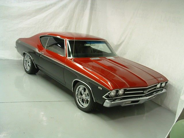 69 chevrolet chevelle ss 396 red black grey silver chevelle non stock and pro touring - 69 chevelle ss 396 images ...