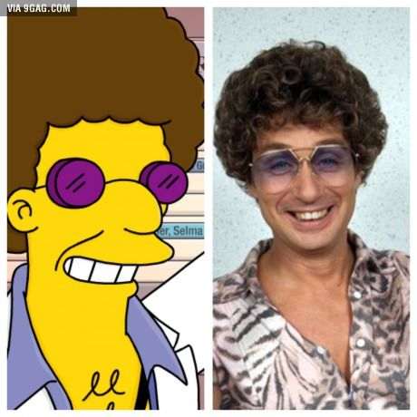 In Germany We Have A Comedian Who Looks Like Disco Stu Comedians Best Funny Pictures Disco