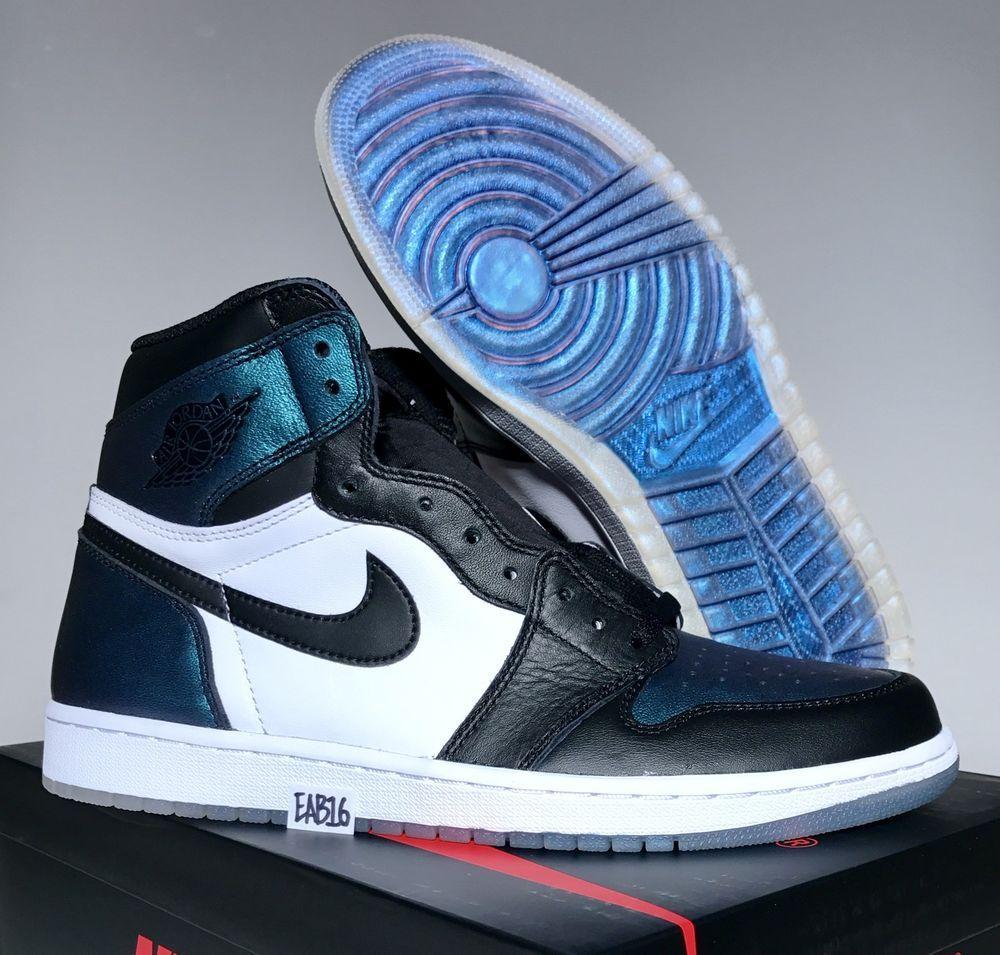 Nike Air Jordan Retro 1 High OG AS All Star Chameleon 907958 015 Gotta  Shine ASG  MichaelJordan  AirJordan  Jordans 69acededc