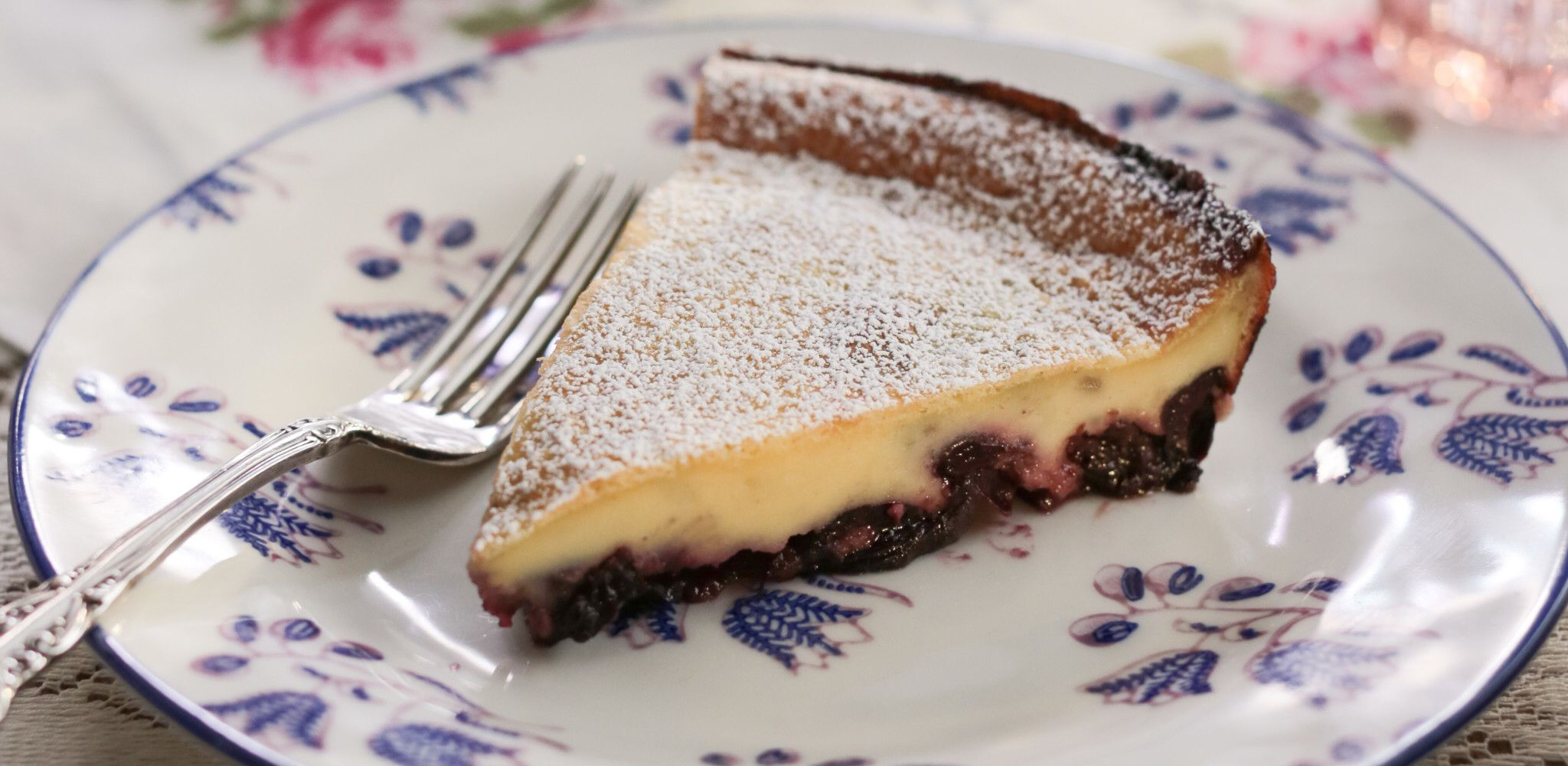 Cherry Clafouti Recipe Food Network Recipes Food Clafoutis Recipes