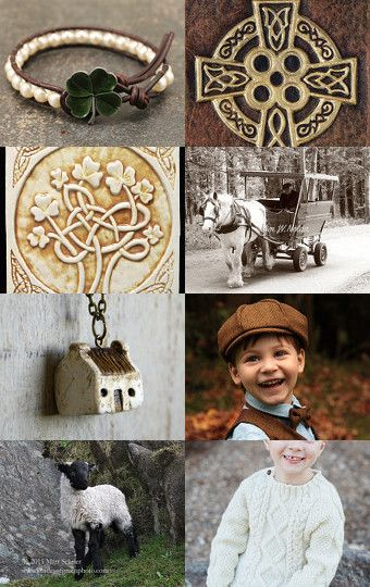 Dreams of Ireland by Kerry Gauthier on Etsy--Pinned with TreasuryPin.com