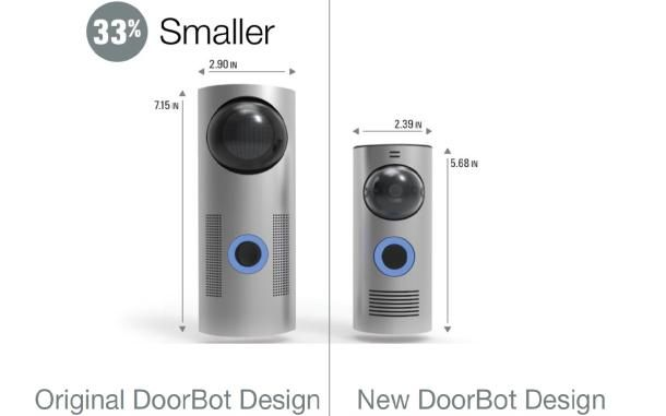 This Smart Doorbell Lets You Screen Your Front Door Like Never Before Home Automation Smart Home Automation Futuristic Technology