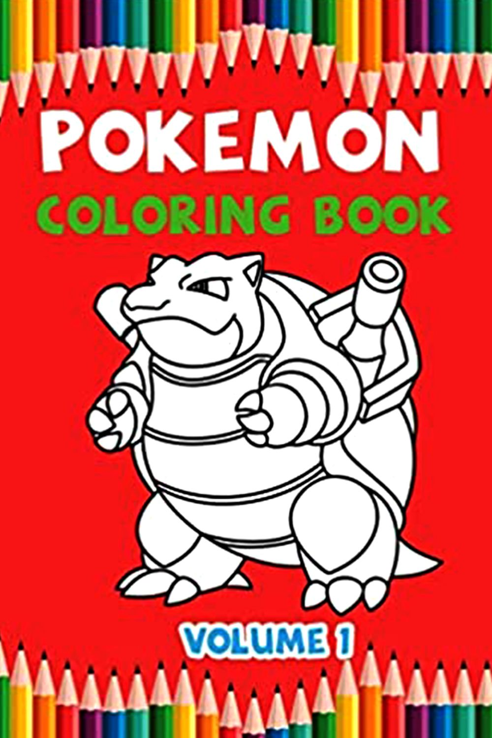 Pokemon Coloring Book Valume 1 Pokemon Activity Book For Kids Coloring Dot To Dot Mazes Coloring Books Kids Activity Books Coloring Book Set
