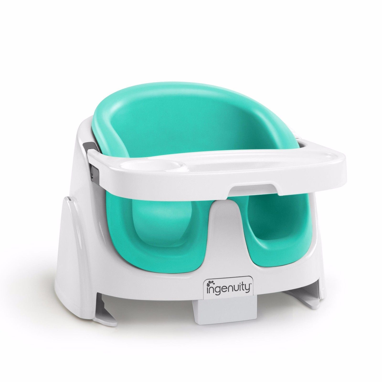 Ingenuity Baby Base 2 In 1 Seat Mint High Chairs Boosters Feeding
