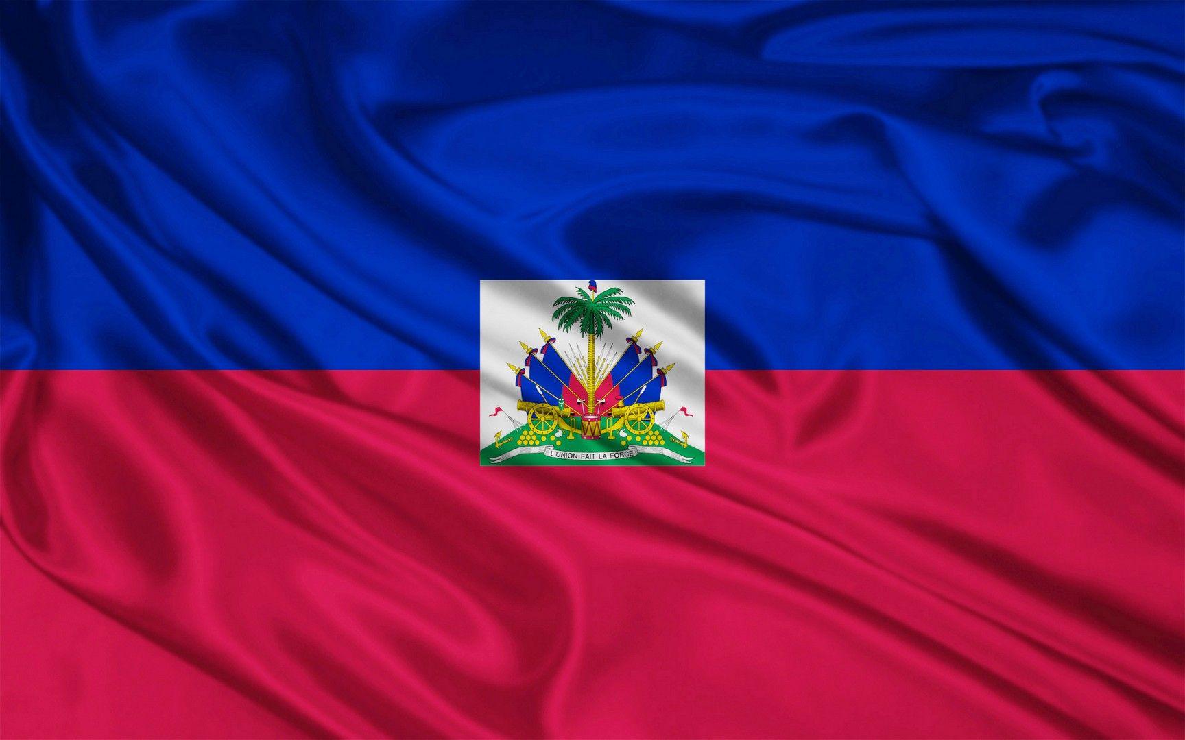 Flag Of Haiti Wallpaper