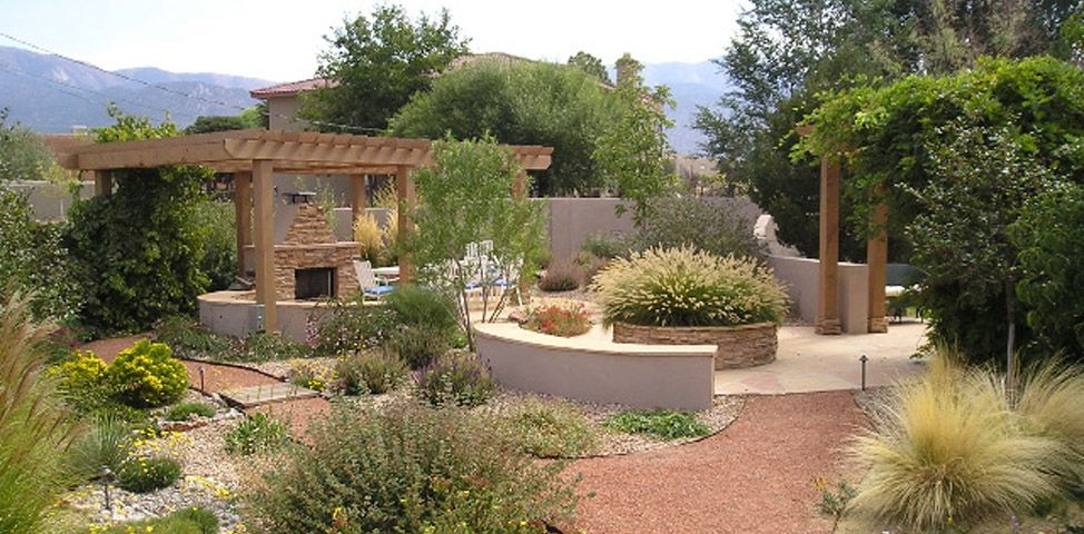 Xeriscape ideas for new mexico photos albuquerque nm for Garden design xeriscape