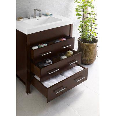 Ronbow Popular Kali 31 Vanity Set Allmodern Bathroom Vanity