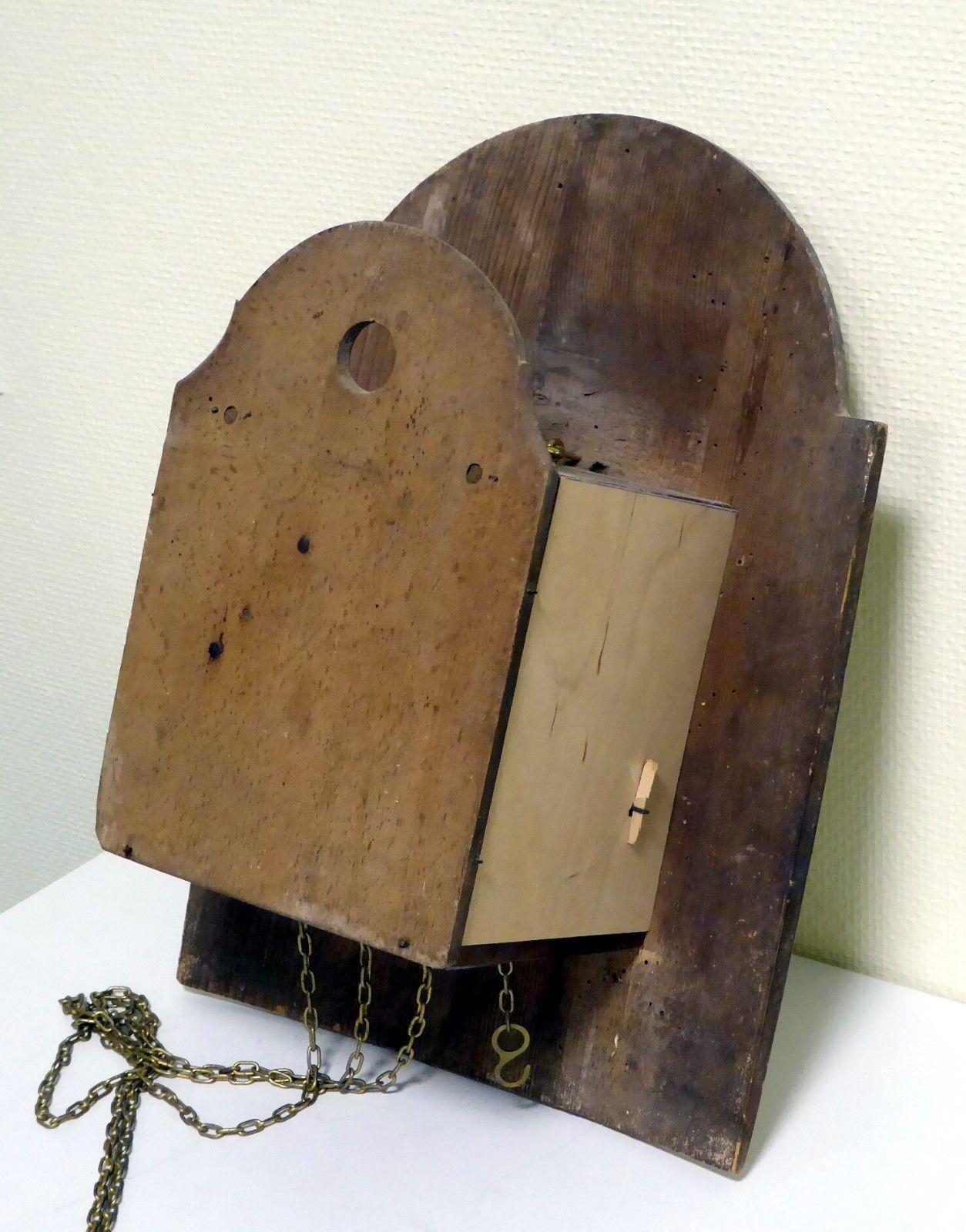 Antike Schilderuhr Apfeluhr Ca 1895 Lack Schild Schwarzwald Original Antiquitäten Kunst Mobiliar Interieur Uhren Ebay Apfeluhr Uhr Antike