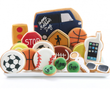 soccer mom cookies - use UK equivalent as going home cookies?