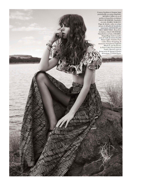 Vogue Paris No.946 - Avril 2014