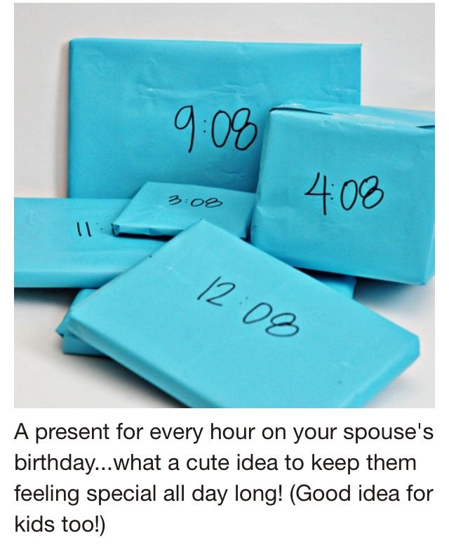 Anniversary Gifts Idea