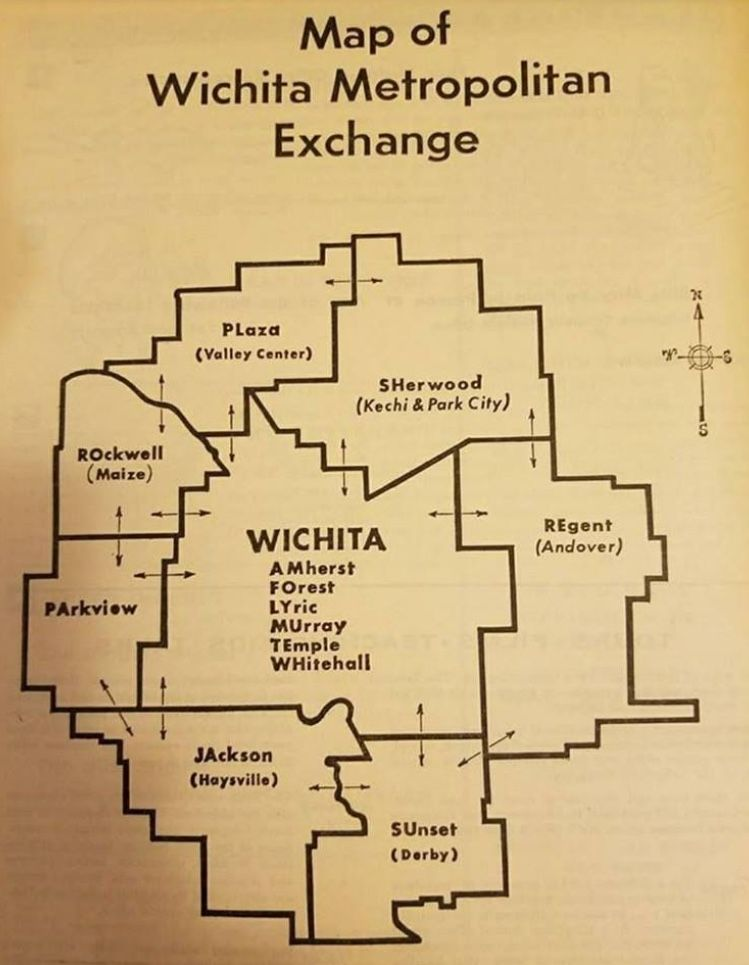 Wichita Ks Prefixes Wichita Kansas Wichita Kansas Usa