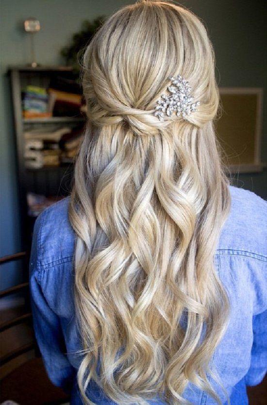 Prom Hairstyles For Long Hair 1 Hair Pinterest Frisur