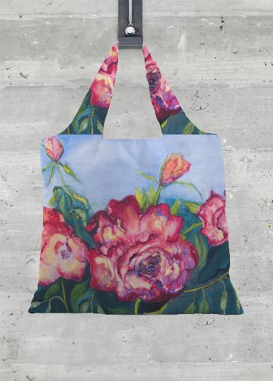 Tote Bag - Rhododendron by VIDA VIDA uCU3J2mBJn