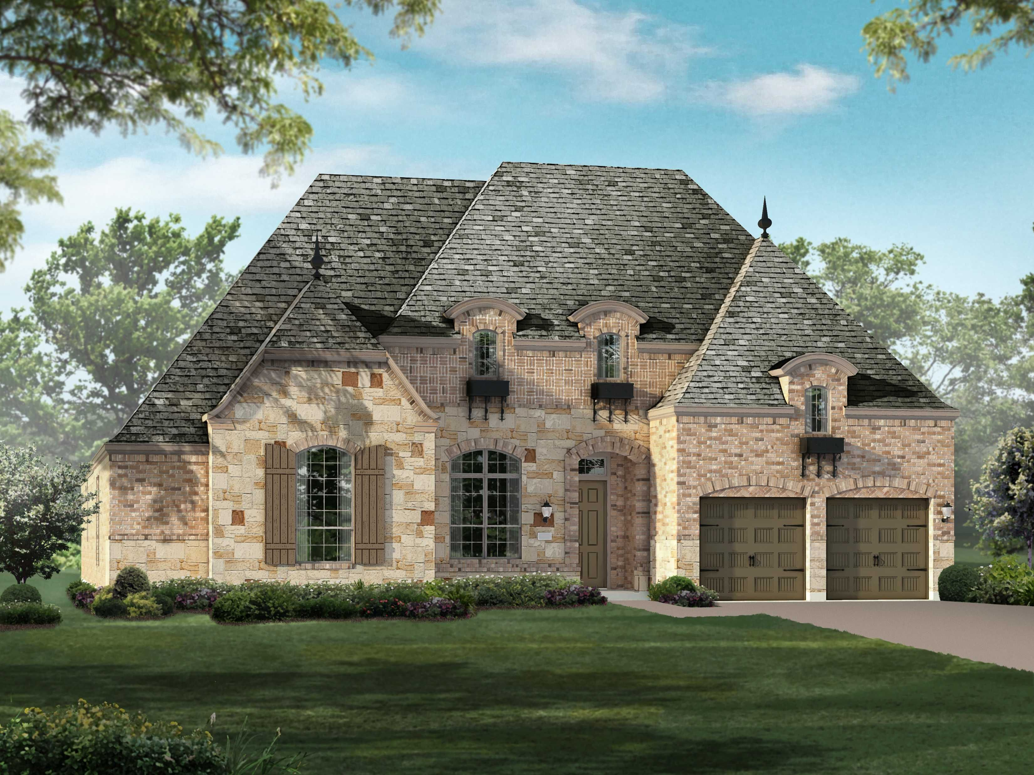 New Home munity Information Mustang Lakes Celina Texas