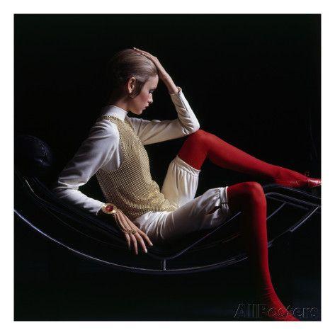 Vogue - November 1967 写真プリント