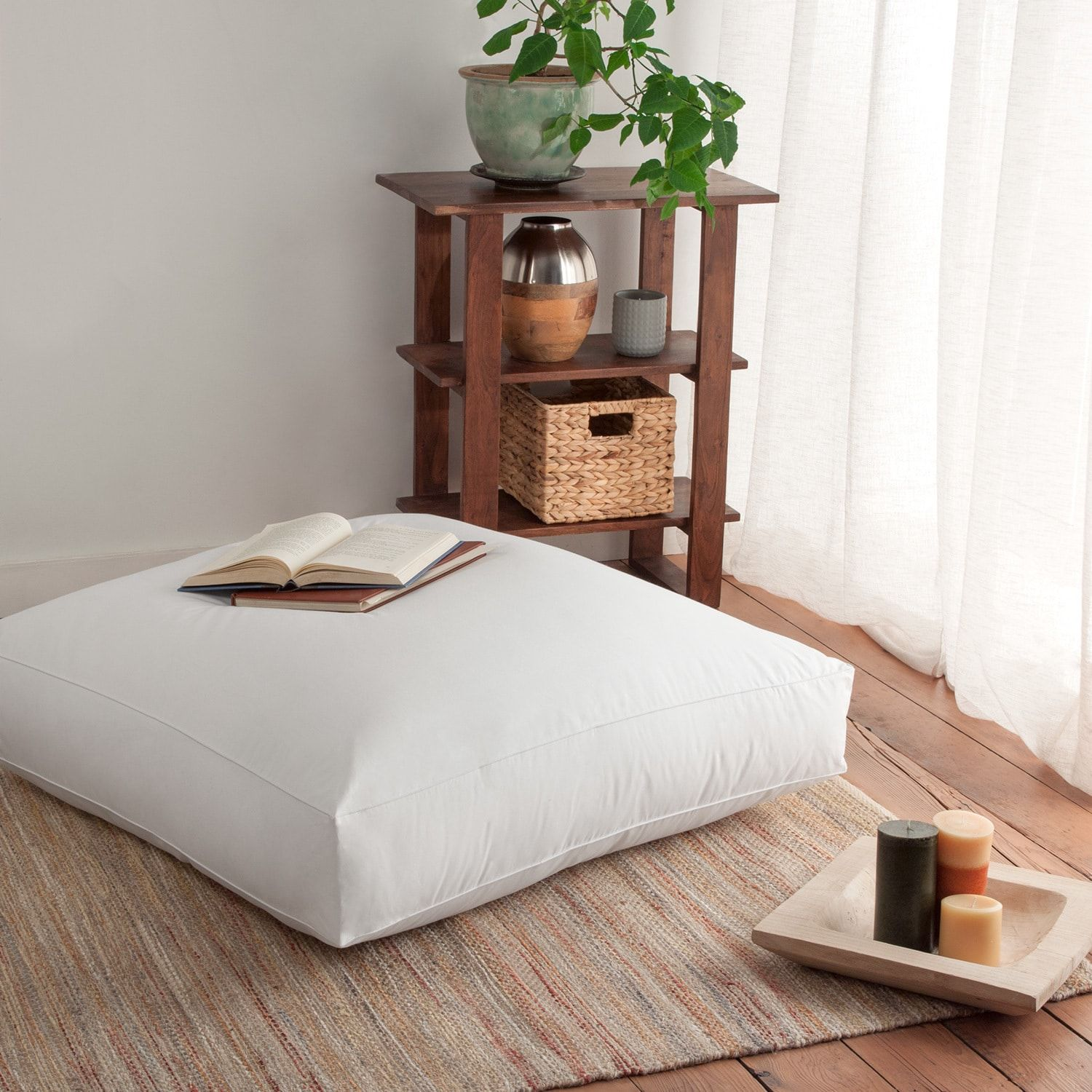 Overstock Com Online Shopping Bedding Furniture Electronics Jewelry Clothing More Large Floor Cushions Large Floor Pillows Floor Seating