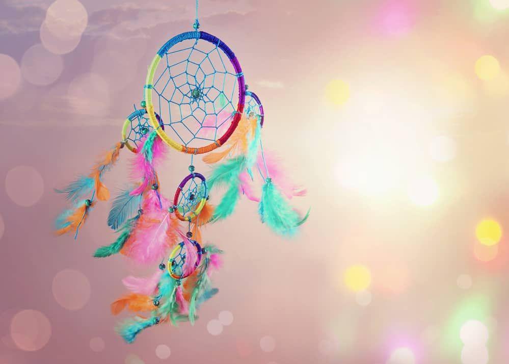 Pourquoi et comment utiliser un attrape rêve | Fond d'écran attrape-rêve,  Pendule divinatoire, Heures miroir