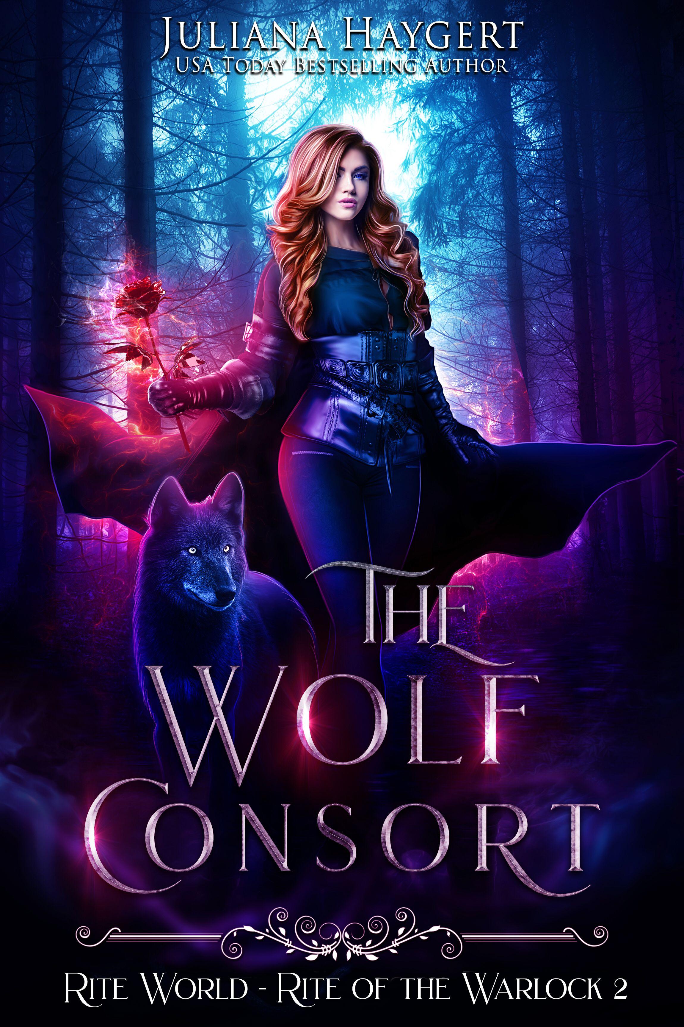 The Wolf Consort Supernatural Books Urban Fantasy Books Paranormal Romance Books