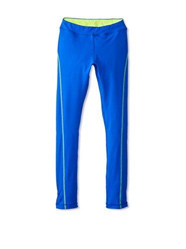 X by Gottex Women's Lux Legging (Blue)