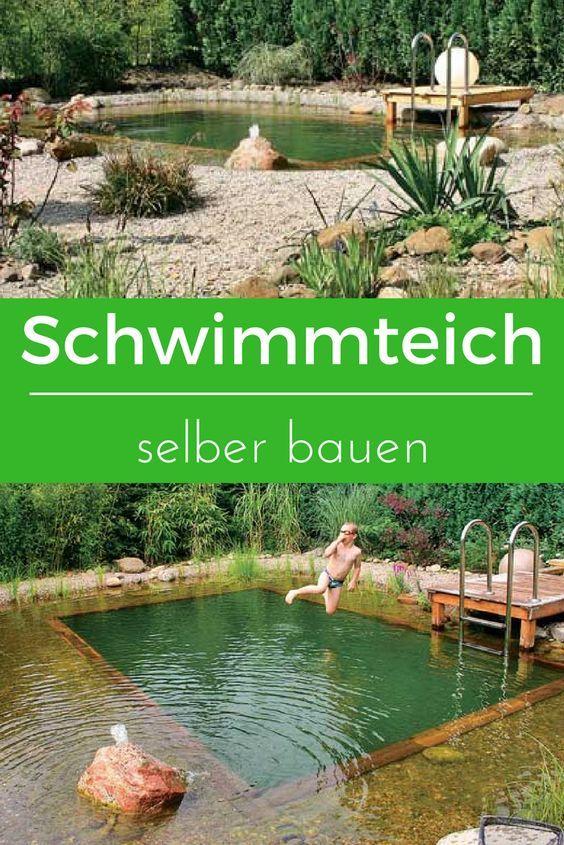 Schwimmteich anlegen Schwimmteich Teich, Schwimmteich und Naturschwimmbäder ~ 02041118_Brunnen Im Eigenen Garten Erlaubt
