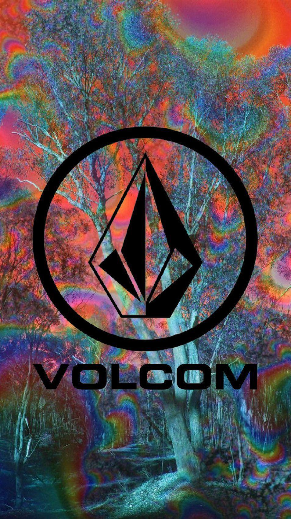 Volcom Photo By Lalafees Publik Stuntz Photobucket Logo Wallpaper Hd Picture Logo Edgy Wallpaper