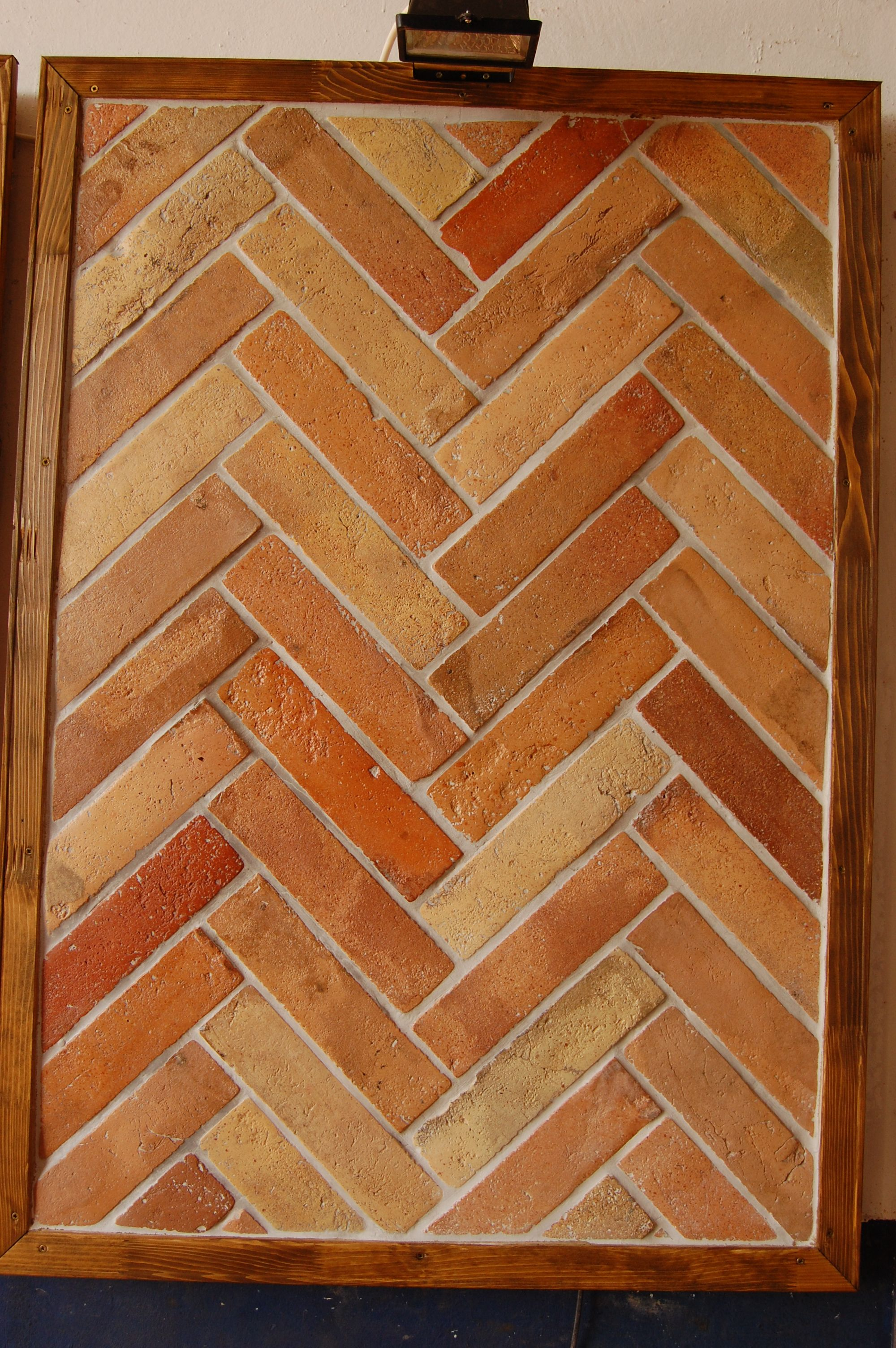 Reclaimed hand finished terracotta tiles parquet reclaimed reclaimed terracotta brick floor tiles tile flooring was used around the world for hundreds of years dailygadgetfo Images