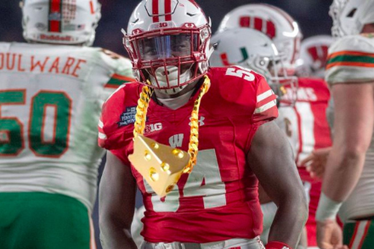 Wisconsin once more got here for Miami's turnover chain ...