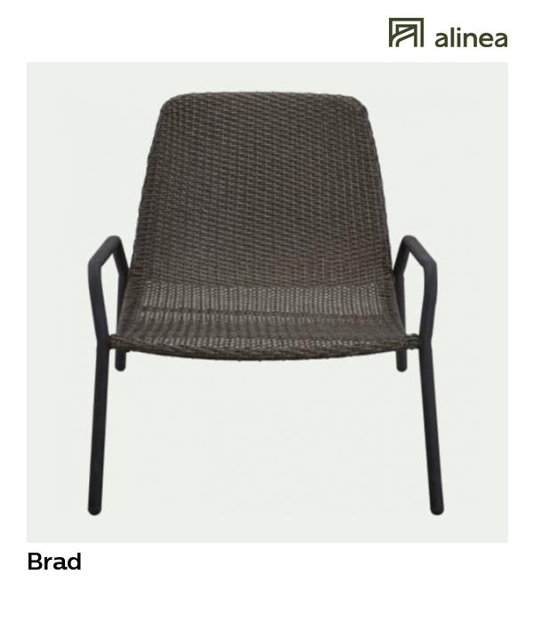 alinea brad fauteuil de jardin relax