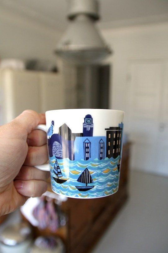 Arabia mug