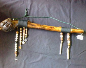 Talking Stick / Hand Made Talking Stick