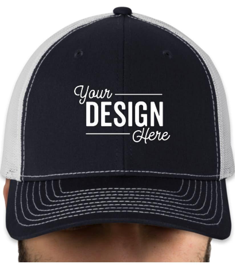 Richardson Snapback Trucker Hat Black Trucker Hat Richardson Hats Hats