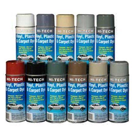 Hitech Industries Hit Ht 450 Vinyl Plastic Carpet Dye Dark Gray Vinyl Plastics Vinyl Carpet