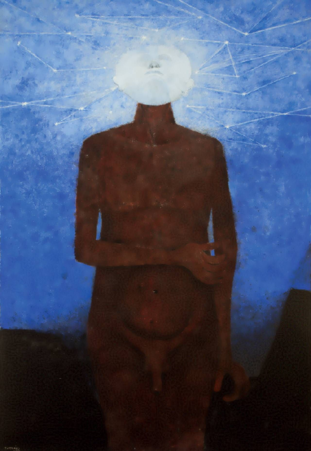 Rufino Tamayo - El Iluminado 1976 | THE ANATOMY OF MELANCHOLY ...
