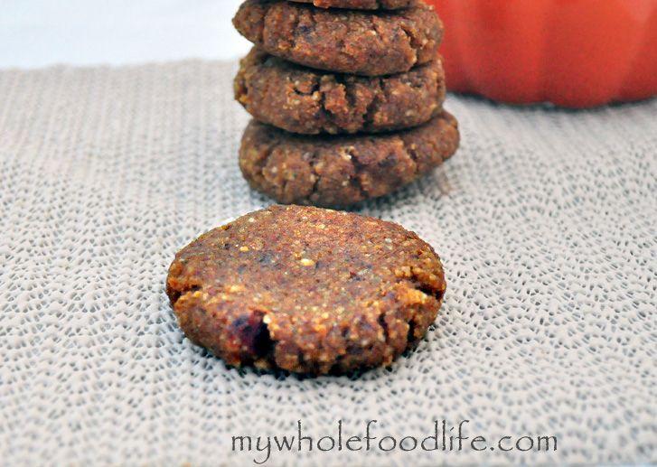 Pumpkin No Bake Cookies Watermark With Images Pumpkin Pie