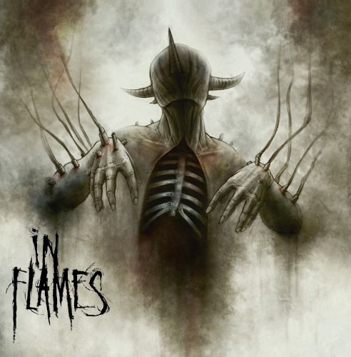in flames album art work sounds of a playground fading