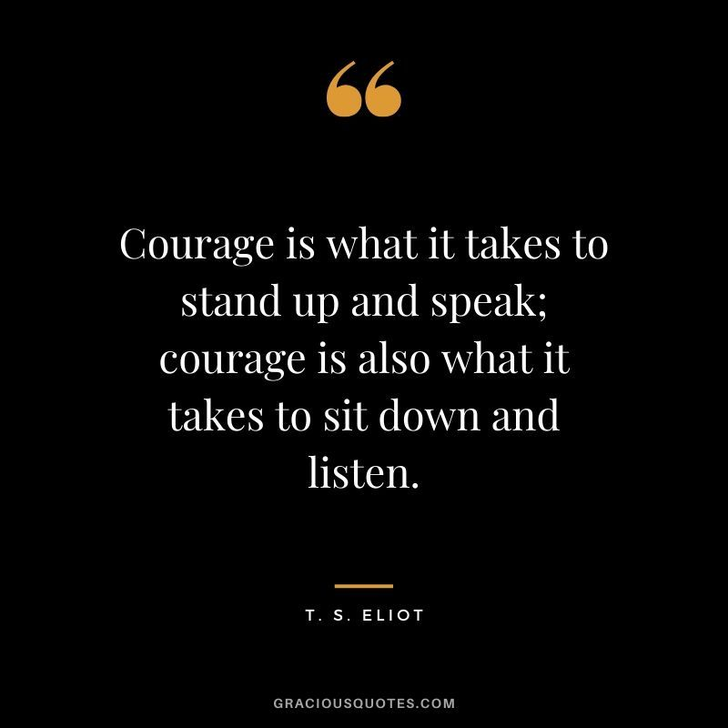 172 Courage Quotes to Instill Confidence (BRAVERY)