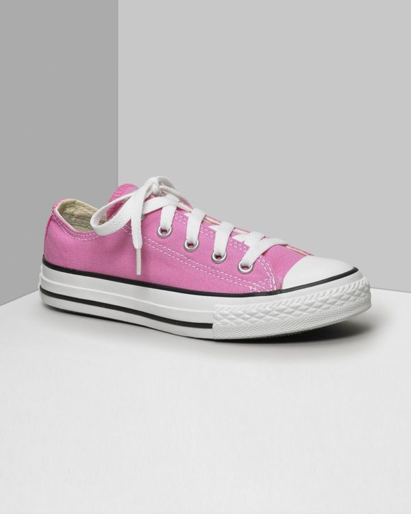 4bae5da13b Converse Girls' Chuck Taylor All Star Lace Up Sneakers - Baby ...