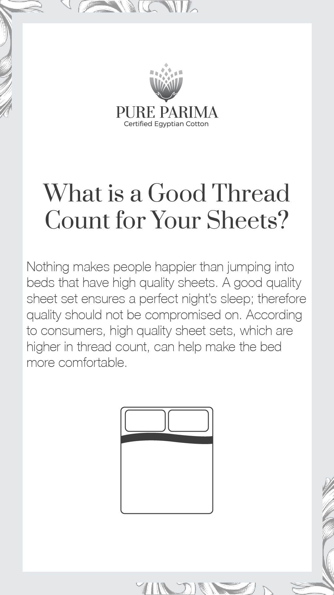 What is a Good Thread Count for Your Sheets? | Stress free zone