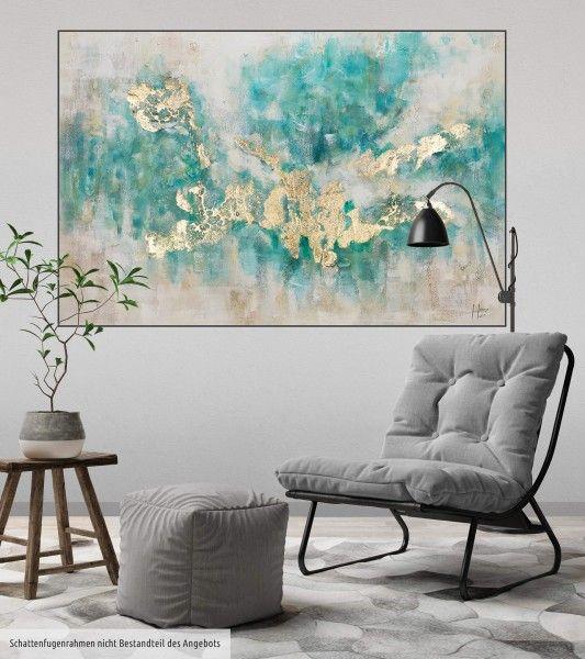 Acryl Gemälde 'Consciousness' 120x80cm