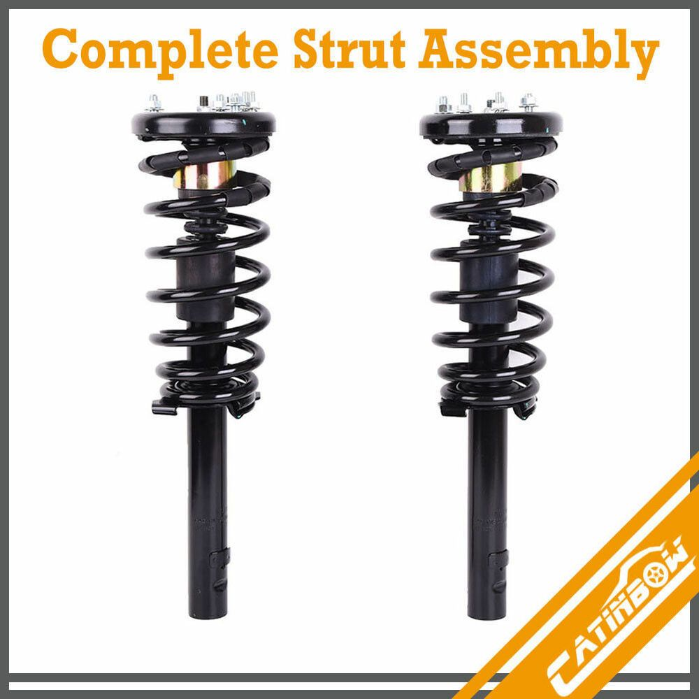 Front Left Quick Complete Strut /& Coil Spring Assembly for 98-02 Honda Accord