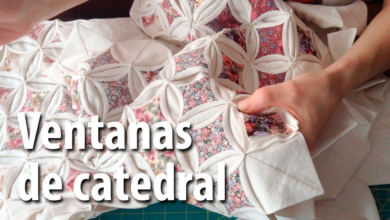 Ventanas de catedral (cathedral windows) | kırkyama | Pinterest ...