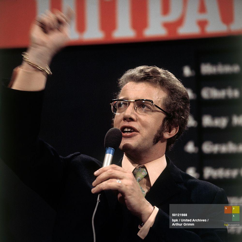 Zdf Hitparade Museum Collection Historical Photos Portrait