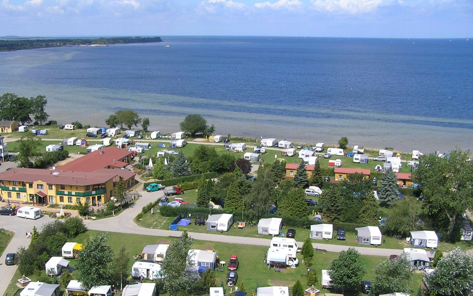 Ostseecamping Ferienpark Zierow Camping Ostsee