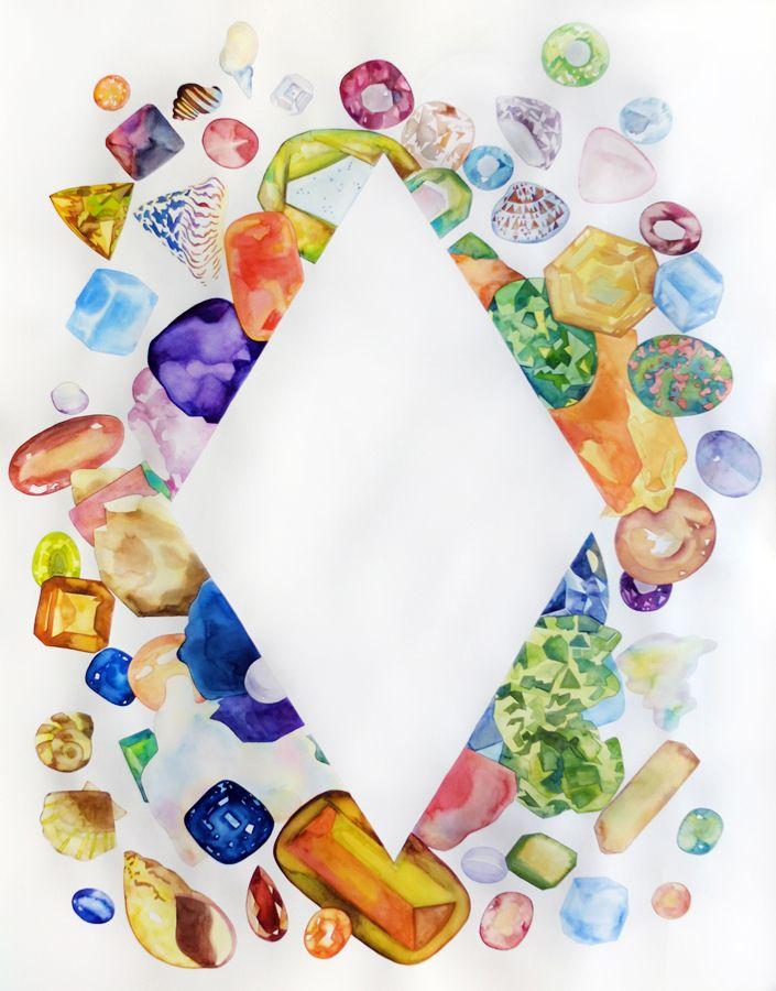 Rhombus by Ana Clara Soler