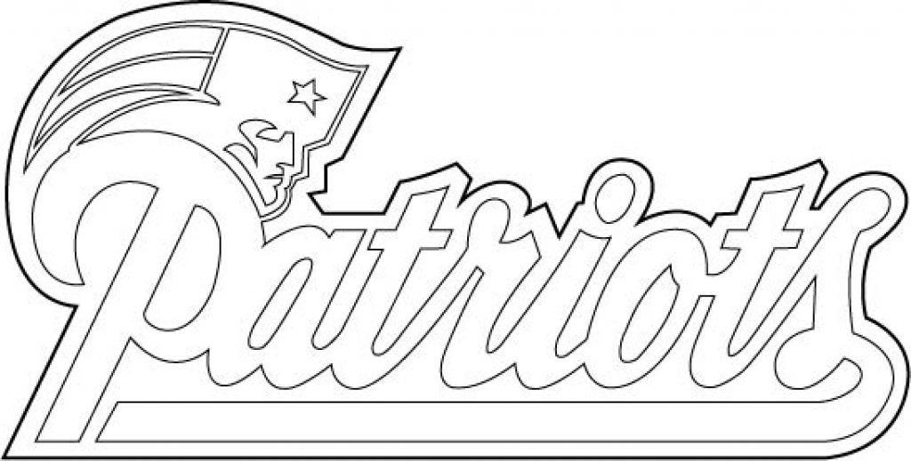 Patriots Coloring Pages New England Patriots Trend Patriots