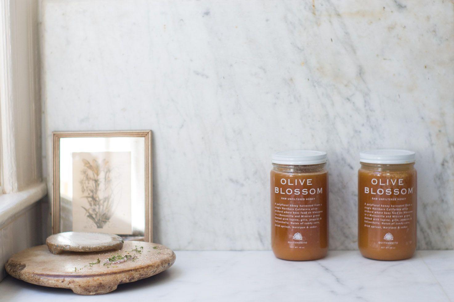 Olive Blossom Honey   QUITOKEETO