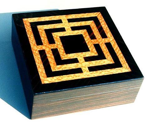 Squares Box