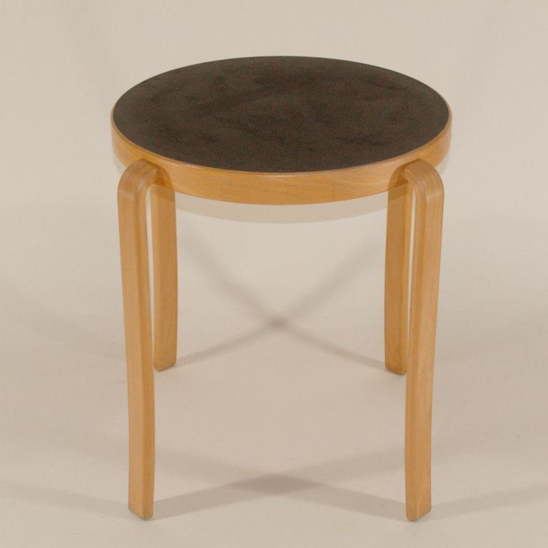 Cafe Table And 4 Armchairs By Thygesen And Sorensen 1stdibs Com